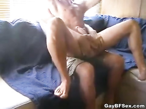 Saturday anal fucking of two twink boyfriends