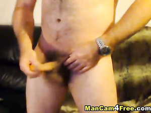 Twink records hot amateur masturbation gay video